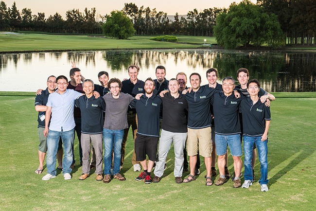 Hybrid Integration Group, Annual CUDOS Workshop in the Hunter Valley, Feb 2015
