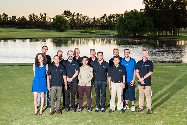 Tb/s Group, Annual CUDOS Workshop in the Hunter Valley, Feb 2015